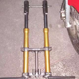 Motorcycle Rear shock