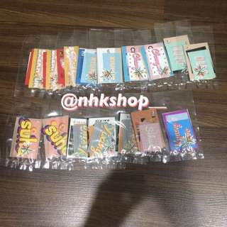 [ALL RESERVED] EXO Kokobop Series Sticker