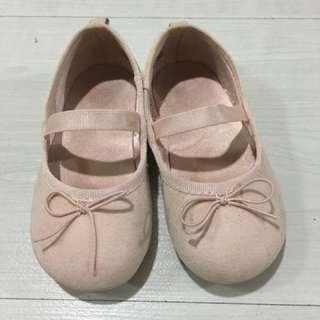 H&M Girl Pink Ballet Flats