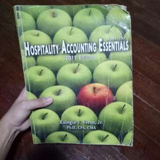Hospitality Accounting Essentials