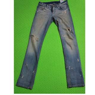 Jeans Ksubi Gee Gee Soul Discharge
