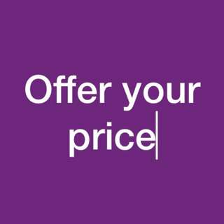 Offer your price