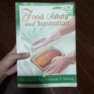 Food Safety and Sanitatio