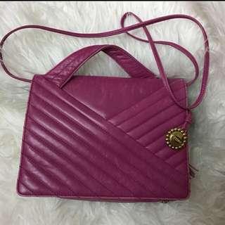 CNY SALE Ungaro paris leather bag