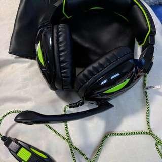 Gaming headphones!