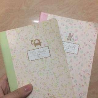 小型筆記本