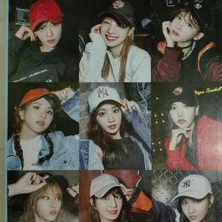 TWICE Poster (Large)