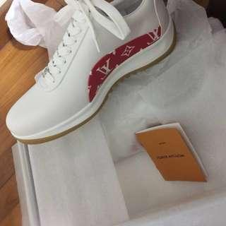 LV Supreme sneaker