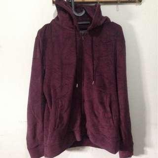 Jaket Sweater Hodie Corduroy Vintage