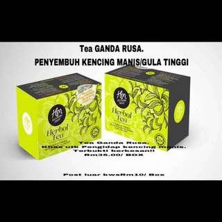 TEA GANDA RUSA