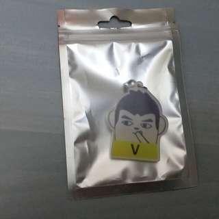 Bts v taehyung 鎖匙扣keyrings