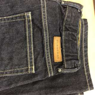 Burberry jeans (bought from Burberry shop 原廠正貨)