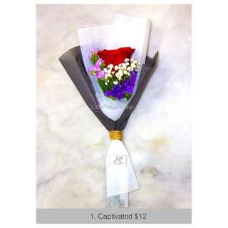 Valentines' Day Flowers