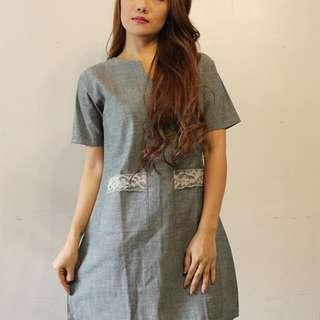 Limina Dress Grey