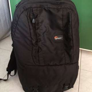 Well and good condition Camera Backpack lowepro
