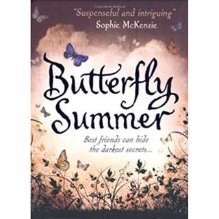 [Children's Book] Butterfly Summer by Anne-Marie Conway