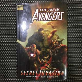 New Avengers, vol. 8: Secret Invasion