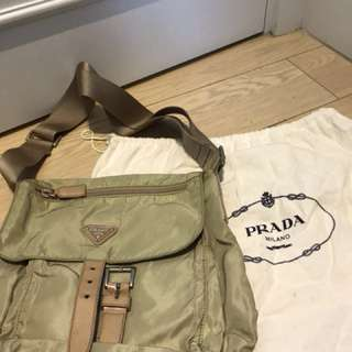 Authentic Prada small bag