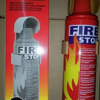 FIRE EXTINGUISHER(ALAT PEMADAM API) 500ML