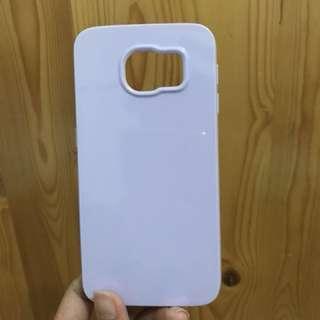 softcase ungu S6