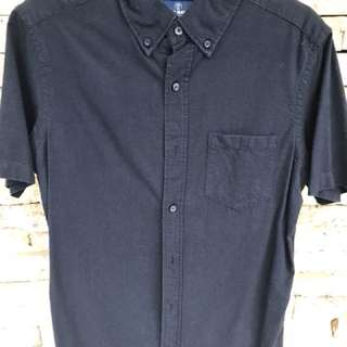 Old Navy Oxford Polo Shirt XS