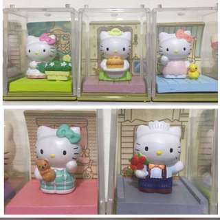 Hello kitty 場景