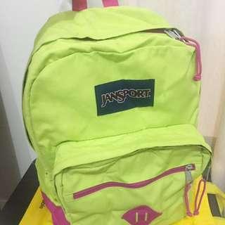 Jansport Orig Backpack 🍏✨