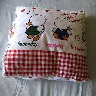 Kids/Baby Blanket cum cushion