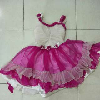 Party Dress 3 years