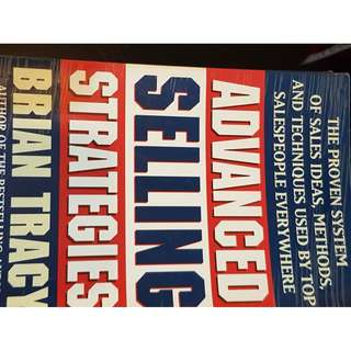 Advance Selling Strategy Brian Tracy