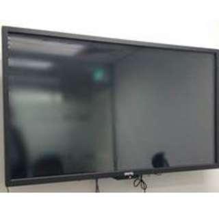 99%新 BenQ 55寸互動式電視 Interactive TV 原價 HKD 21,000.-