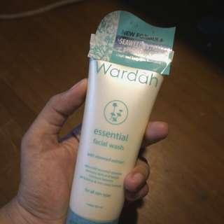 Wardah Essential Facial Wash #CNY2018