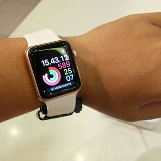 KREDIT apple Watch Series 1 38mm Garansi resmi ibox 1tahun