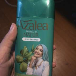 Azalea Hijab Shampoo #CNY2018