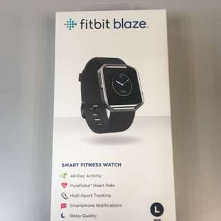 智能手錶 Fitbit blaze smart fitness watch