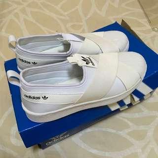 Adidas Slip On White KW