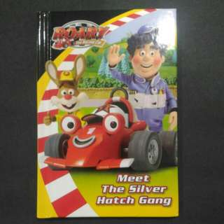 Roary The Racing Car - Meet The Silver Hatch Gang