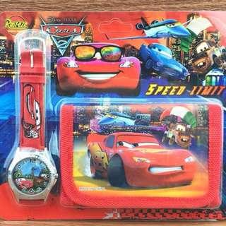 Lightning McQueen/Princess