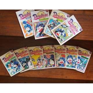 Dorabase Vol. 1-11
