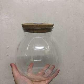 永生花 玻璃瓶