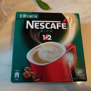 雀巢 咖啡 特濃口味