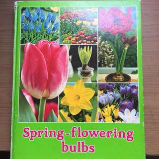 Book on flowers - beautiful gardens