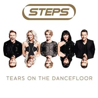Steps - Tears On The Dancefloor (colour vinyl edition)
