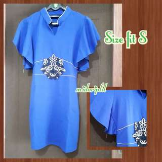 Bodycon Blue