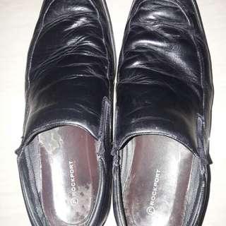 Sepatu rockport kulit