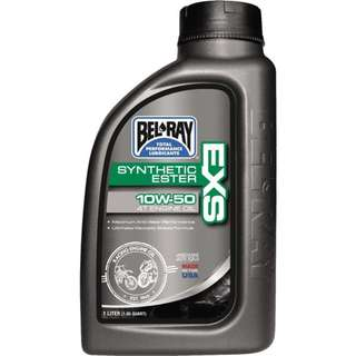 Bel-Ray EXS Synthetic Ester 4T Engine Oil 1L 10w50 10w40 15w50