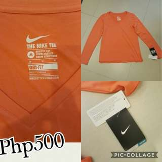 BNWT NIKE LONG SLEEVES (AUTHENTIC)