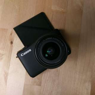Canon EOS M10 (For Selfie Video/Photo)