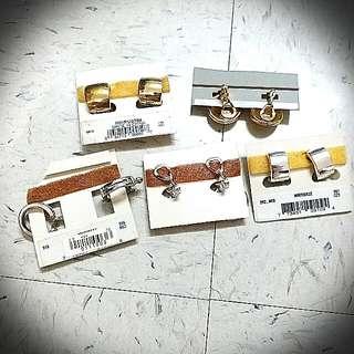 Monet 夾耳環  Clip Ear Rings