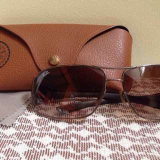 Original Ray-ban Highstreet Sunglass Shades not Oakley Gucci Prada
